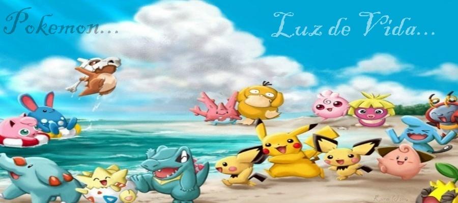 Pokemon: La luz de la Vida.