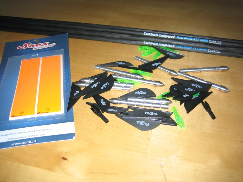 Review - Carbon Impact Fast Shaft XLT 5000 Img_3317