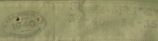 Royal Canadian Regiment Impression (circa 1939) and Canadian Summer Service Dress _s_g_c10