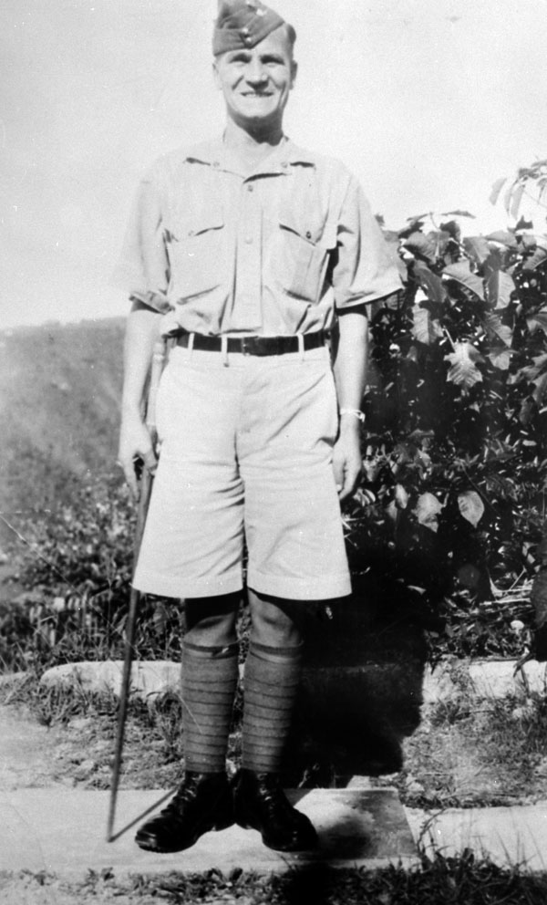 Hong Kong Royal Rifles/ Winnipeg Grenadiers uniforms Compan10