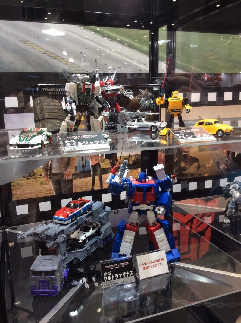 Visite au Japon: Transformers et autres robots - Mandarake, Tokyo Toy Show, Boutiques - etc - Page 4 011f6c10