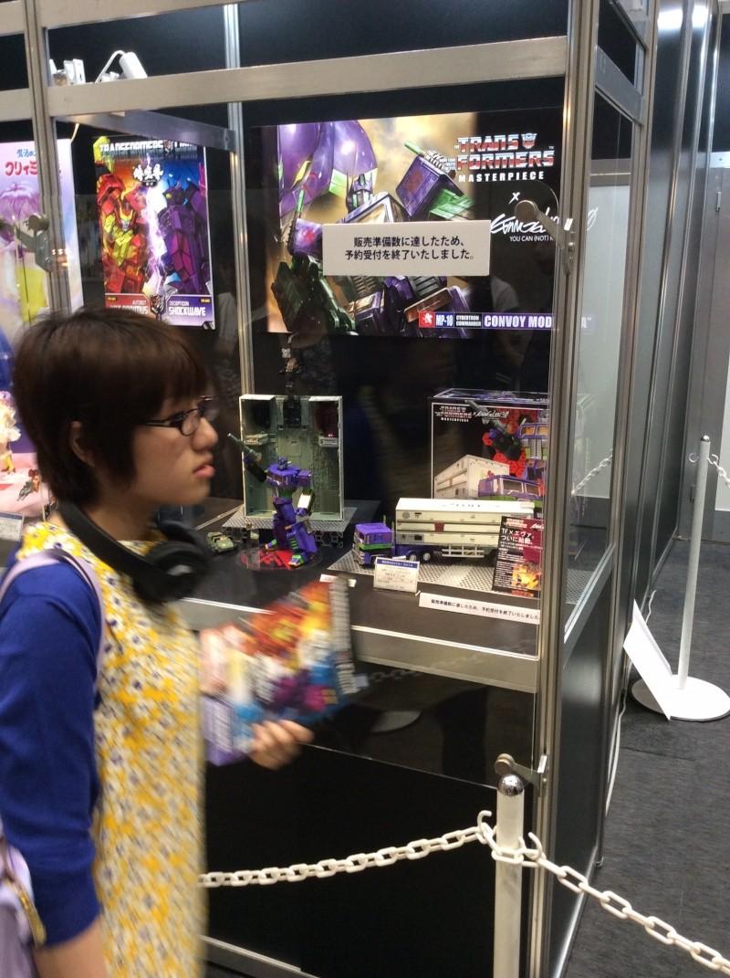 Visite au Japon: Transformers et autres robots - Mandarake, Tokyo Toy Show, Boutiques - etc - Page 4 0126ac10