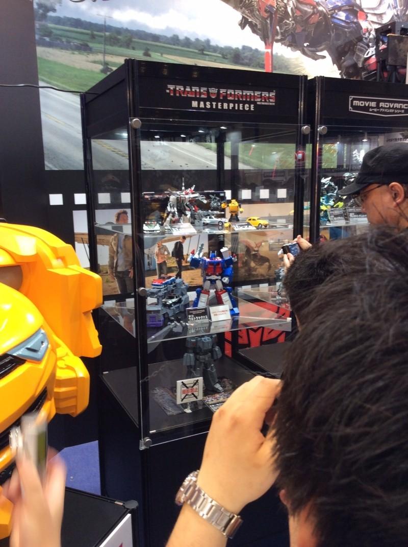 Visite au Japon: Transformers et autres robots - Mandarake, Tokyo Toy Show, Boutiques - etc - Page 4 0135b810