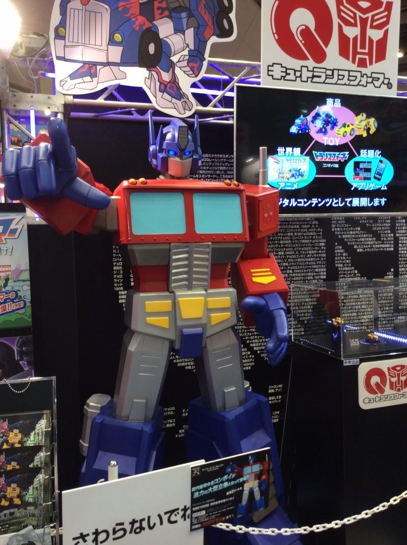 Visite au Japon: Transformers et autres robots - Mandarake, Tokyo Toy Show, Boutiques, Akihabara - etc - Page 4 013ce910