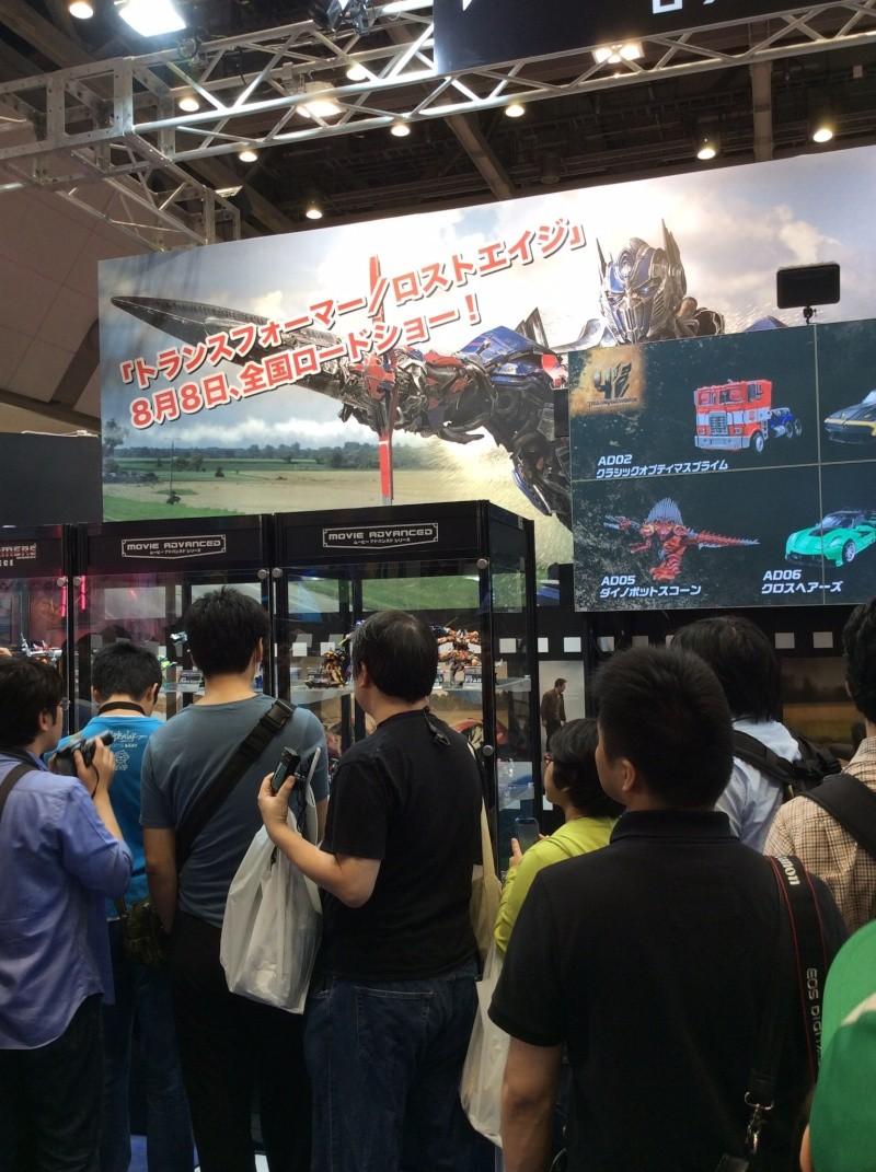 Visite au Japon: Transformers et autres robots - Mandarake, Tokyo Toy Show, Boutiques - etc - Page 4 0162b010