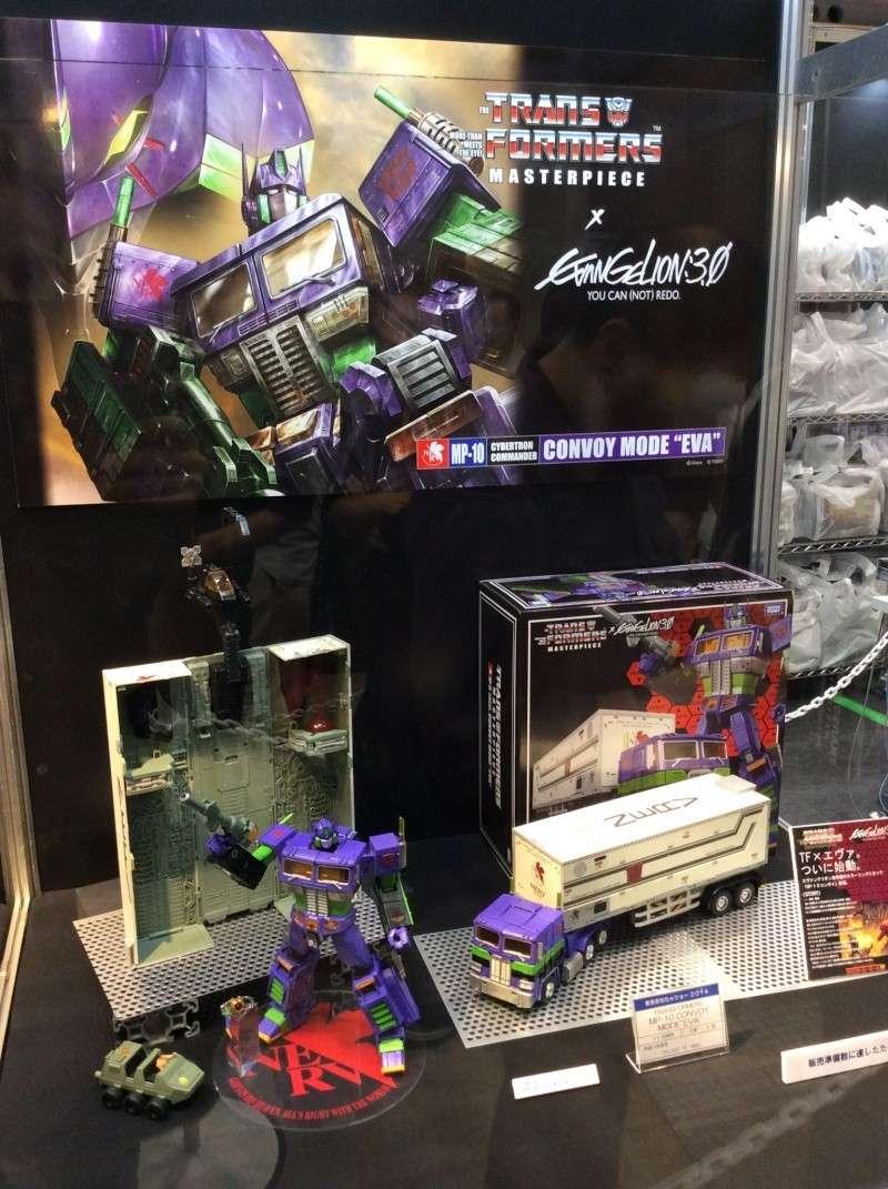 Visite au Japon: Transformers et autres robots - Mandarake, Tokyo Toy Show, Boutiques, Akihabara - etc - Page 4 01f10711
