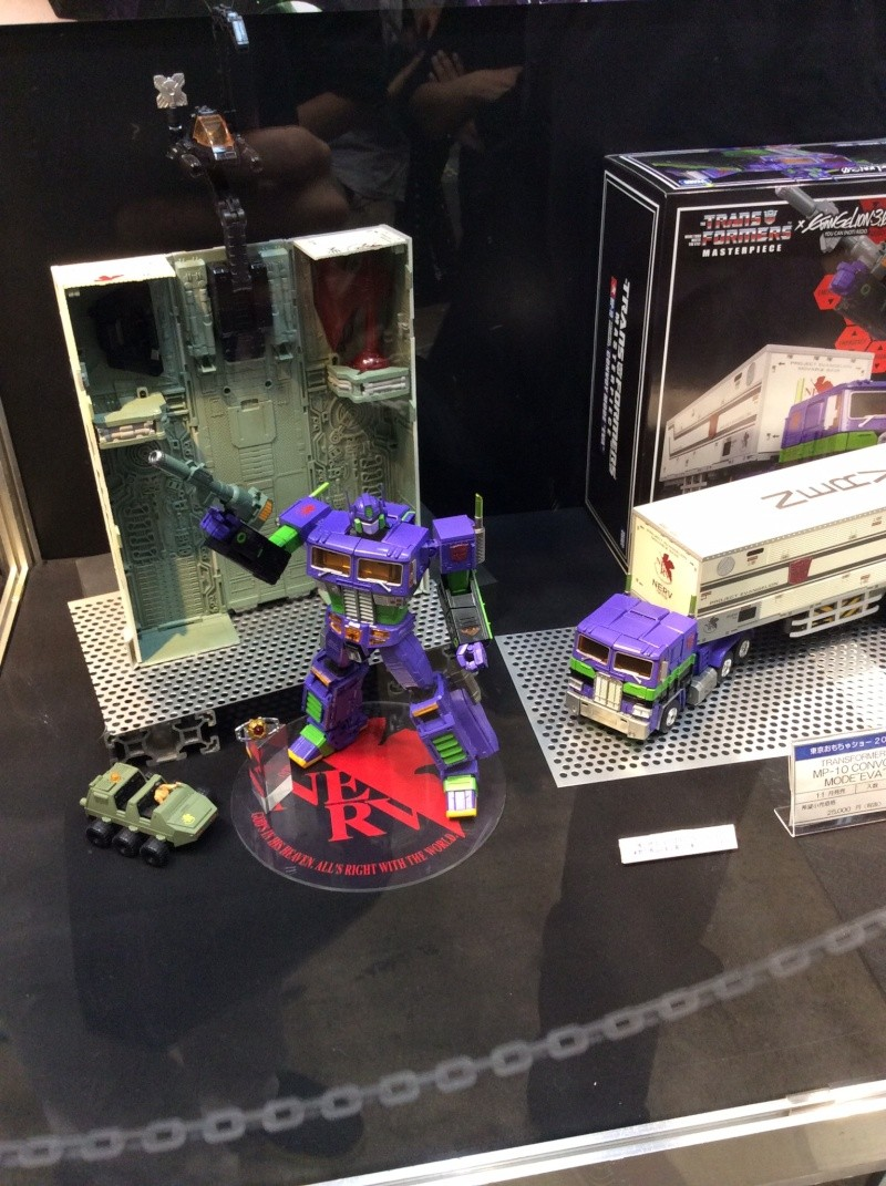 Visite au Japon: Transformers et autres robots - Mandarake, Tokyo Toy Show, Boutiques, Akihabara - etc - Page 4 01f71a10