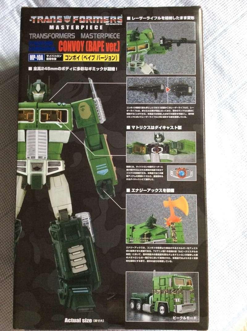 [Masterpiece] MP-10B | MP-10A | MP-10R | MP-10SG | MP-10K | MP-711 | MP-10G | MP-10 ASL ― Convoy (Optimus Prime/Optimus Primus) - Page 2 Mp10a410
