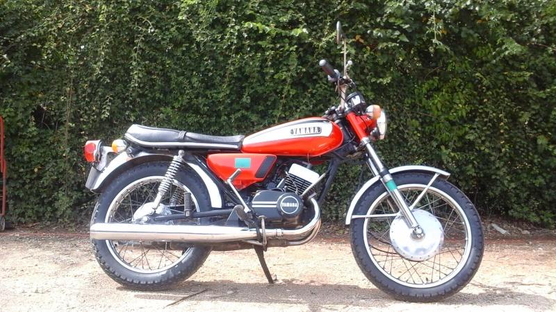 Ma nouvelle petite moto 20140910