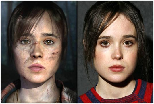 Ellen Page en Beyond: Dos Almas y ¿The Last of Us? 110
