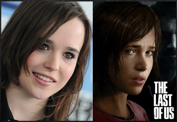Ellen Page en Beyond: Dos Almas y ¿The Last of Us? Ellen-10