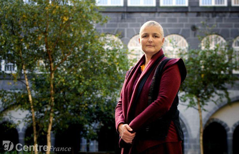 Une nonne auvergnate, premier aumônier national bouddhiste des prisons 18147710