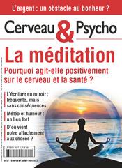 La méditation: son action sur le corps et sur le cerveau Couver10