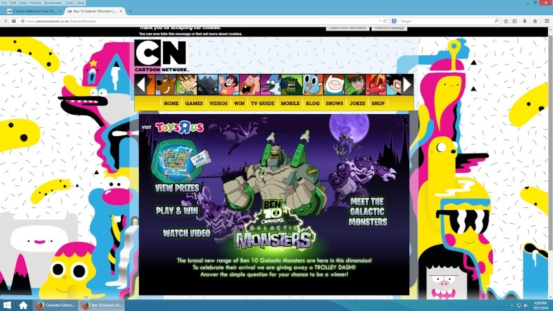 Ben 10:Omniverse chatter :) - Page 35 Proof_10