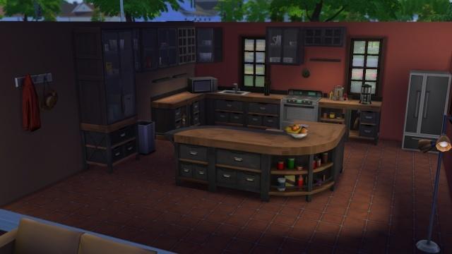 [Débutant] Construire une cuisine sans le placement automatique 15-09-14