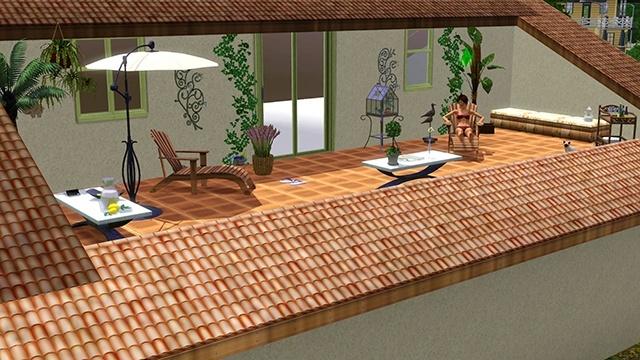[Apprenti] Créer une terrasse dans une toiture classique Screen13