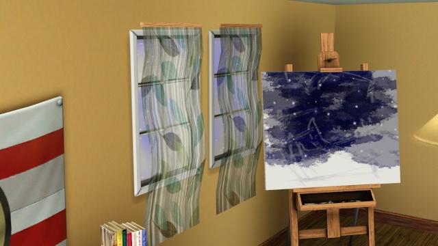 [Apprenti] Créer un rideau transparent (voile) Screen18