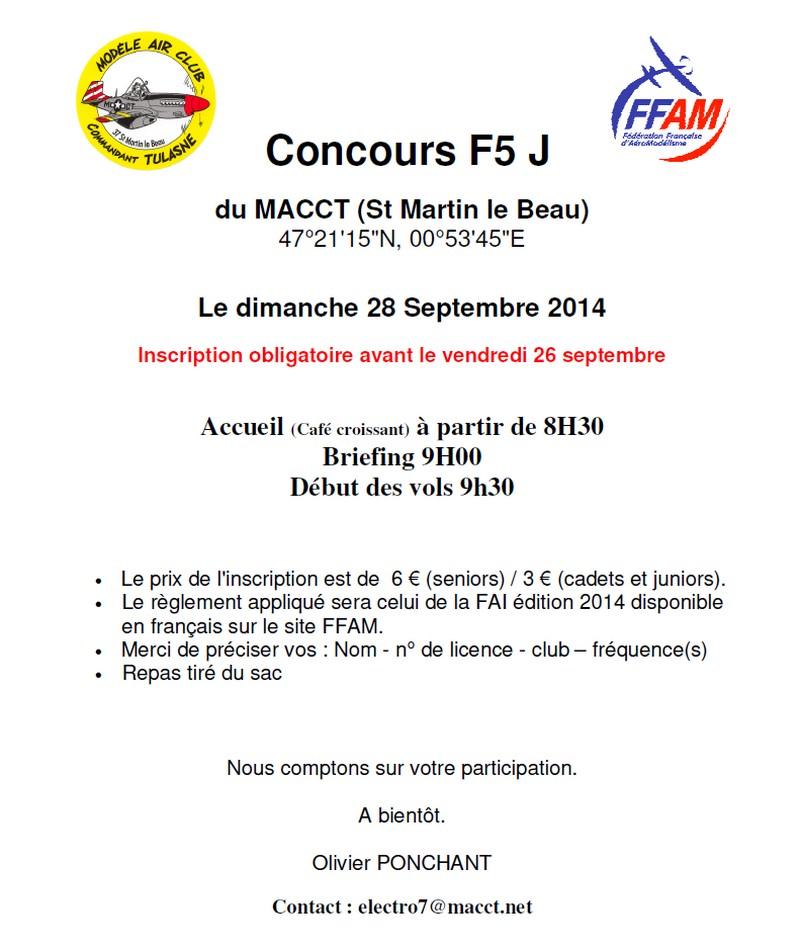 Concours F5J / MACCT (A coté de Tours)  / 28 Septembre 2014 Macct211
