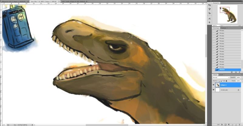 [Tuto Photoshop] Speed painting Captur15