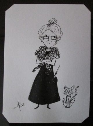 Inktober 2014 - Page 2 Day_1010