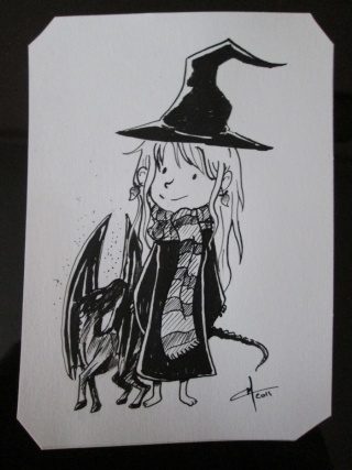 Inktober 2014 - Page 2 Day_810