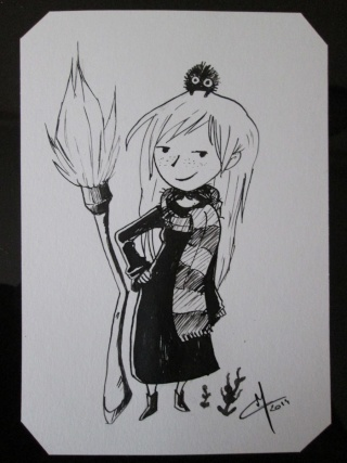 Inktober 2014 - Page 2 Day_910