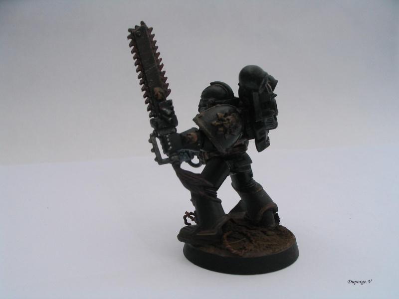 [blackhawk] armée space marine du chaos Warhammer 40K Img_8920