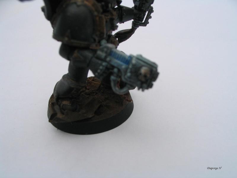 [blackhawk] armée space marine du chaos Warhammer 40K Img_8922