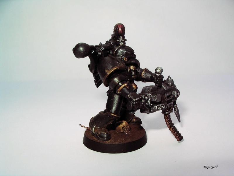 [blackhawk] armée space marine du chaos Warhammer 40K Img_8925