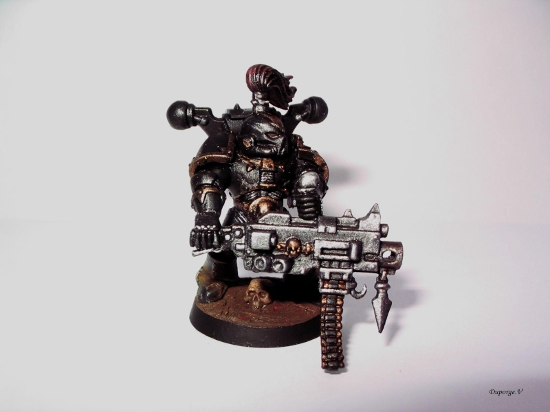 [blackhawk] armée space marine du chaos Warhammer 40K Img_8926