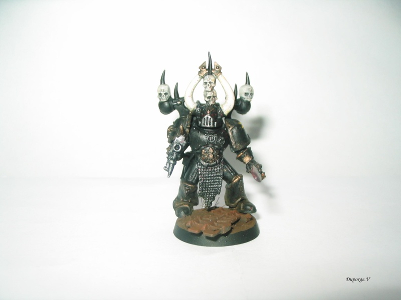 [blackhawk] armée space marine du chaos Warhammer 40K Img_9010
