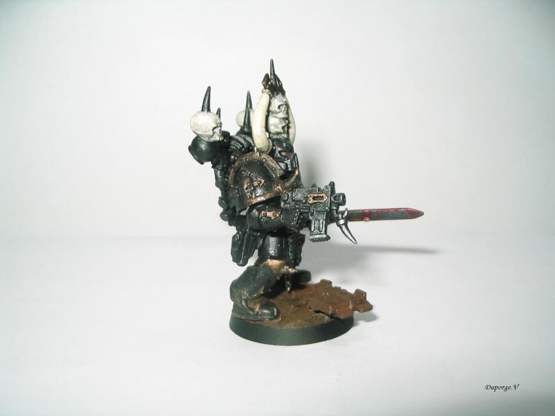 [blackhawk] armée space marine du chaos Warhammer 40K Img_9011