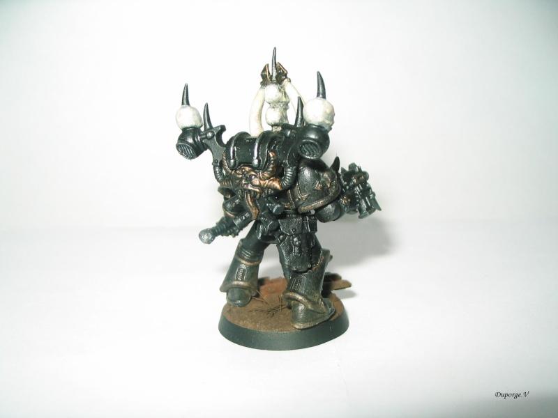 [blackhawk] armée space marine du chaos Warhammer 40K Img_9012