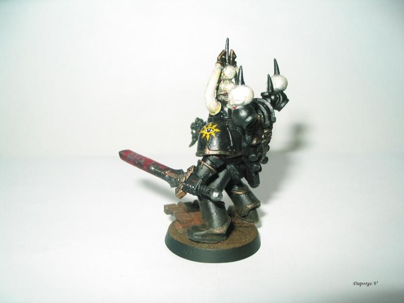 [blackhawk] armée space marine du chaos Warhammer 40K Img_9013