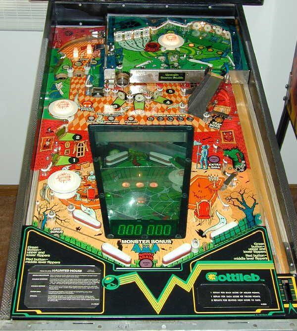 ghostbusters pinball : l'arnaque du siècle Haunte10