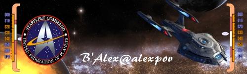 Créer votre signature star trek en quelques click 14045311