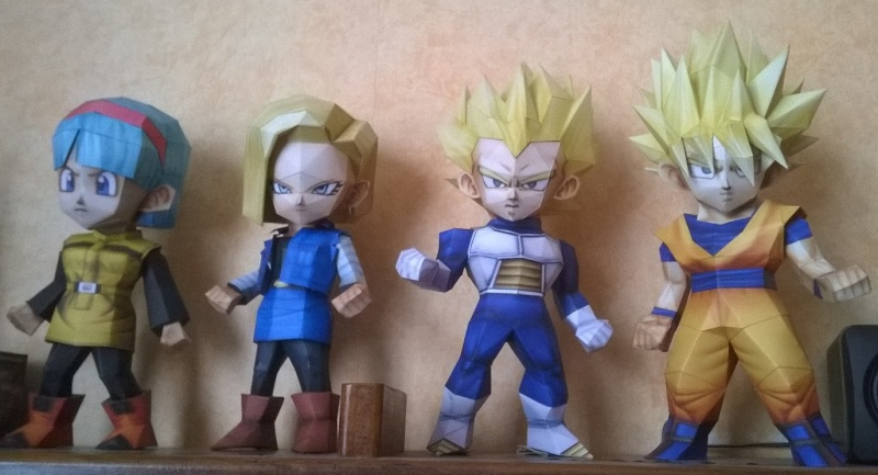 personnages Dragon Ball Z  10372810