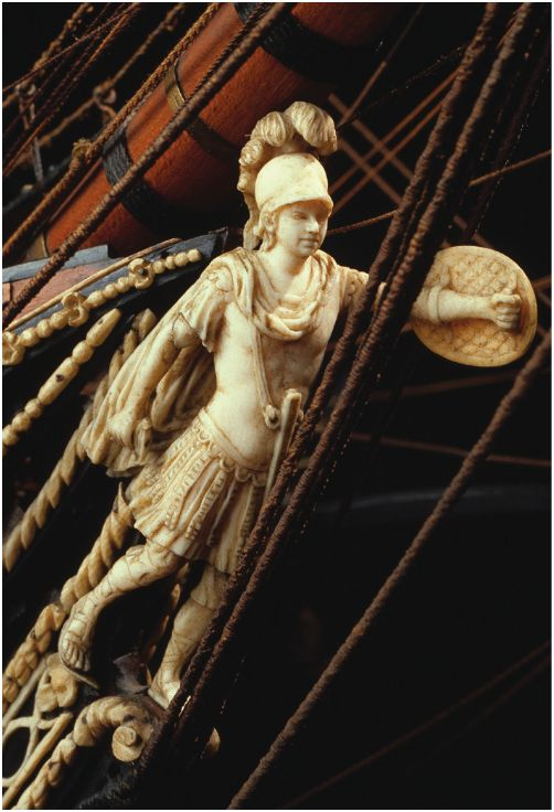 Maquettes de la Marine impériale, Grand Trianon, juin 2014 Friedl10