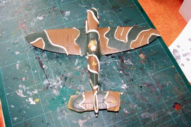 Spitfire Mk VIII > Morotaï étè 1945 (fini) 100_7710