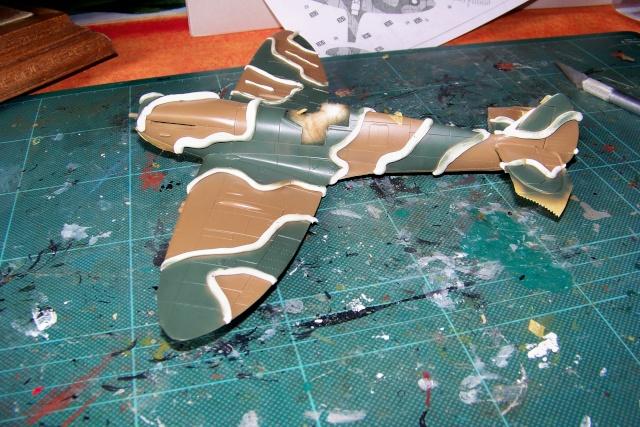 Spitfire Mk VIII > Morotaï étè 1945 (fini) 100_7711