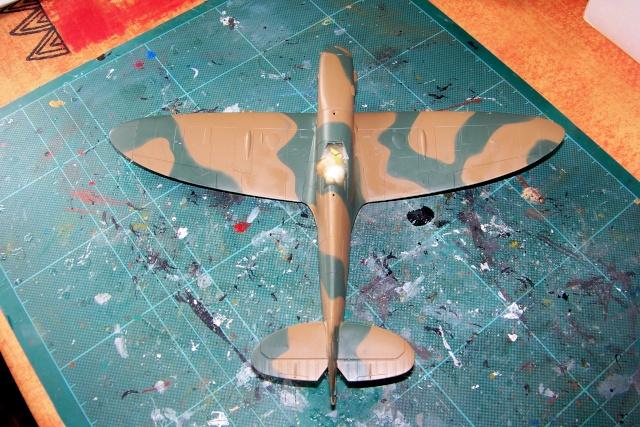 Spitfire Mk VIII > Morotaï étè 1945 (fini) 100_7712