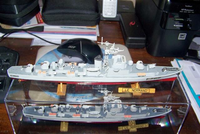 """ER """"Le Normand """" Heller 1/400 (souvenirs...souvenirs) 100_8237"""