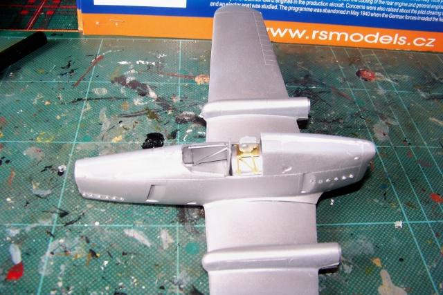 Fokker D XXIII 1/48 Fini 100_8320