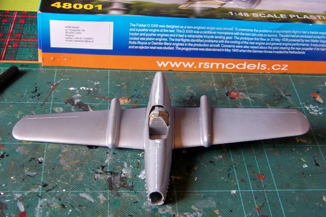 Fokker D XXIII 1/48 Fini 100_8322