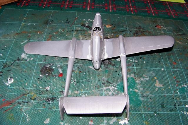 Fokker D XXIII 1/48 Fini 100_8324