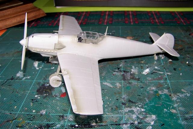 Me 109 E4 (Airfix 1/48) 1939 (Fini) 100_8328