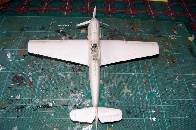 Me 109 E4 (Airfix 1/48) 1939 (Fini) 100_8331