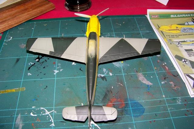 Me 109 E4 (Airfix 1/48) 1939 (Fini) 100_8910