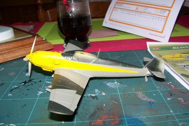 Me 109 E4 (Airfix 1/48) 1939 (Fini) 100_8912