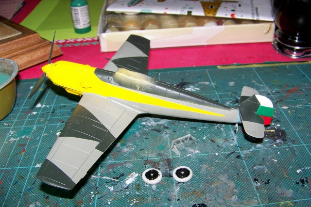 Me 109 E4 (Airfix 1/48) 1939 (Fini) - Page 2 100_8926